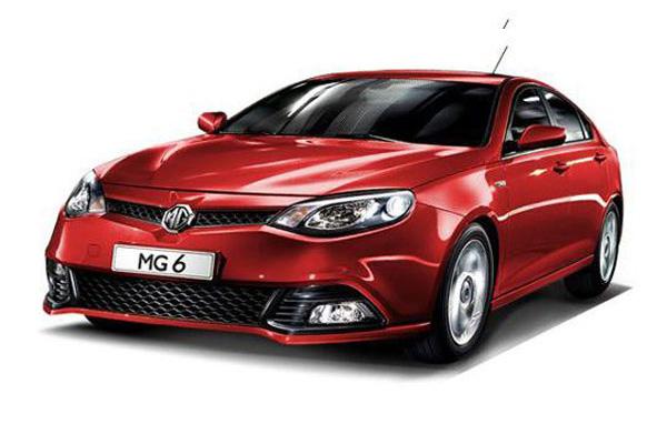 MG6包车价格