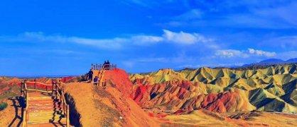 西宁到胡杨林、青海湖、茶卡盐湖、额济纳旗、巴丹吉林沙漠7日游